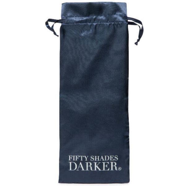 DELICIOULSY DEEP STEEL G-SPOT DILDO de 50 Sombras más oscuras 7