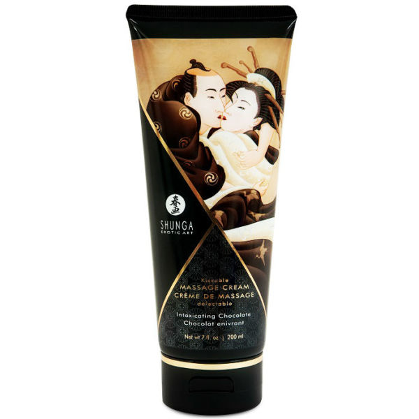 CREMA MASAJE CHOCOLATE 200 ml. by Shunga 1