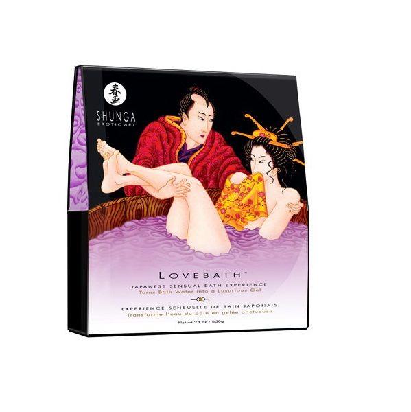 LOVEBATH LOTUS SENSUAL by Shunga 1