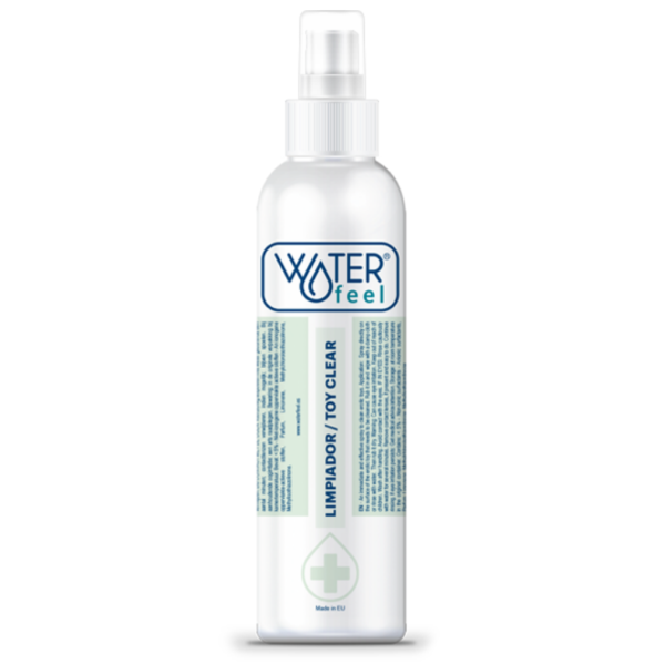 LIMPIADOR JUGUETES STERILE 150ML by Waterfeel 1