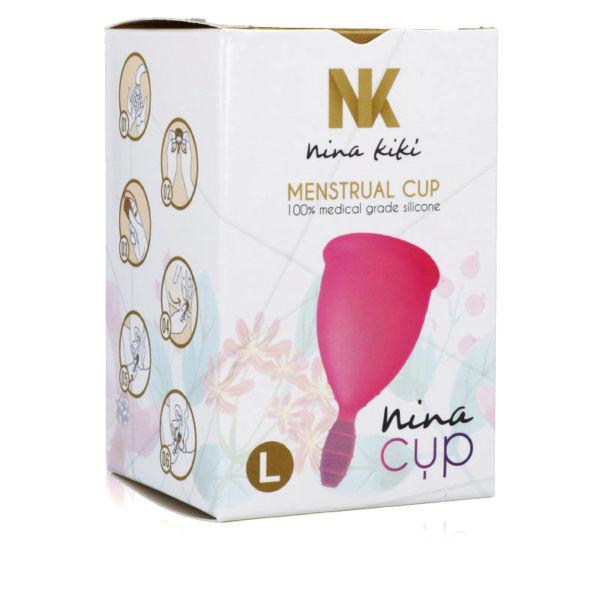 Copa menstrual talla L Nina Cup