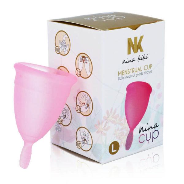 Copa menstrual Nina Cup 3