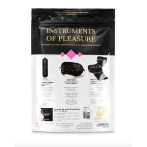 Instruments Of Pleasure Nivel Lila parte posterior packaging