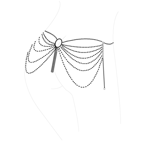 cadenas metálicas Bijoux