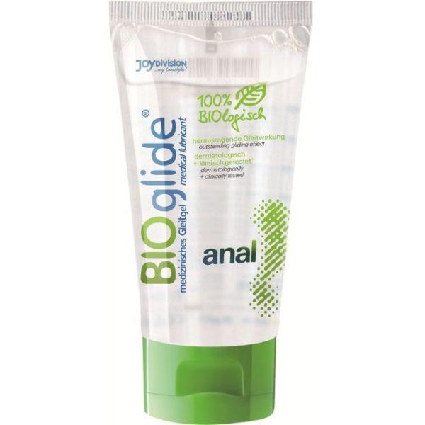 Lubricante Anal Bioglide 80 ml. 1