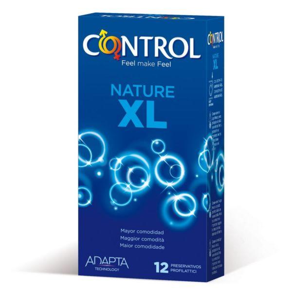 Preservativos Control Adapta Nature Xl 12 Unidades 1