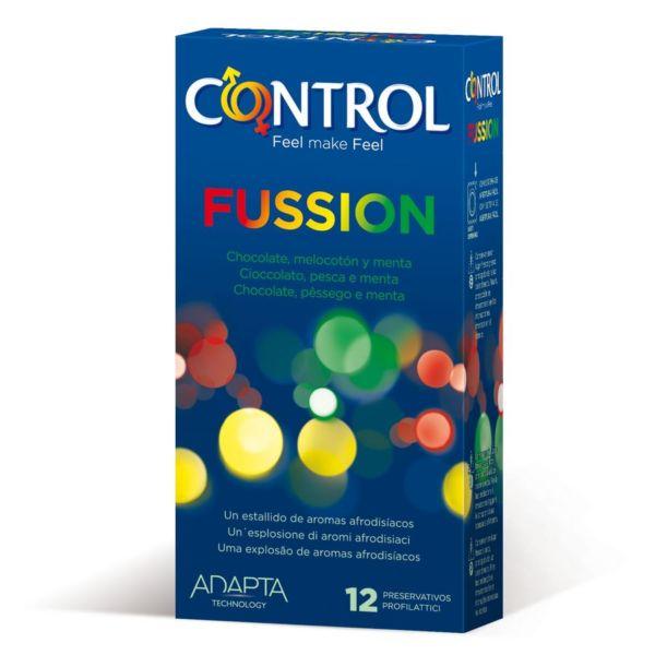Preservativos Control Fussion 12 Unidades 1