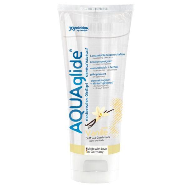 Vainilla Lubricante Base Agua 100 ml de Aquaglide 1