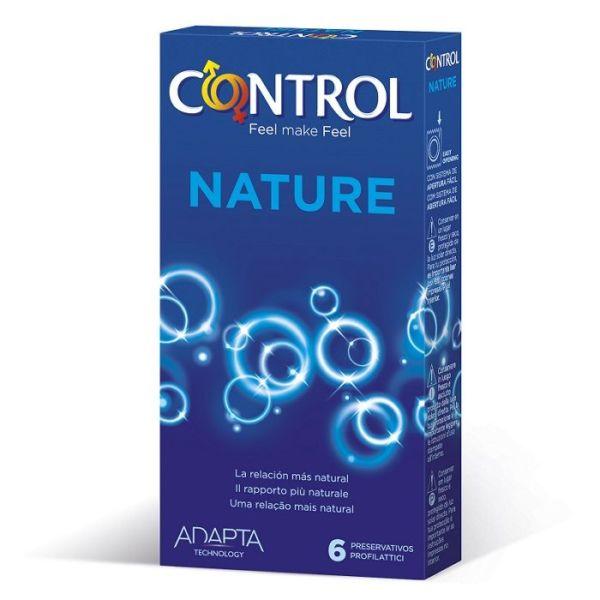 Condones Control Adapta Nature 6 Unidades 1