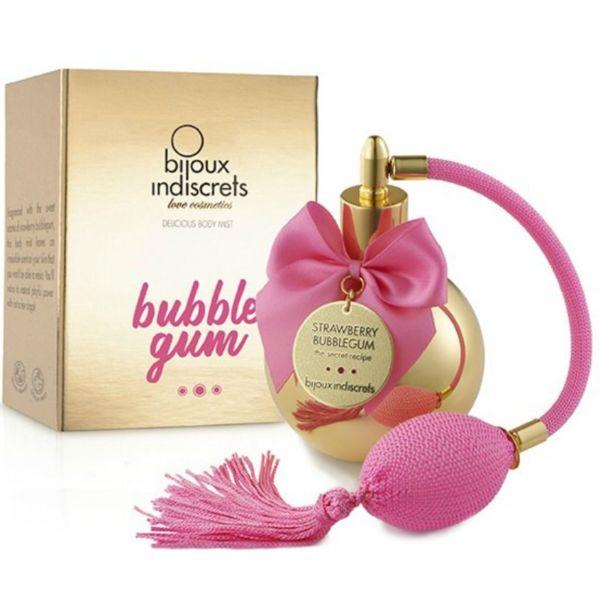 Bijoux Bubble Gum Bruma Corporal Chicle Fresa 100 Ml 1