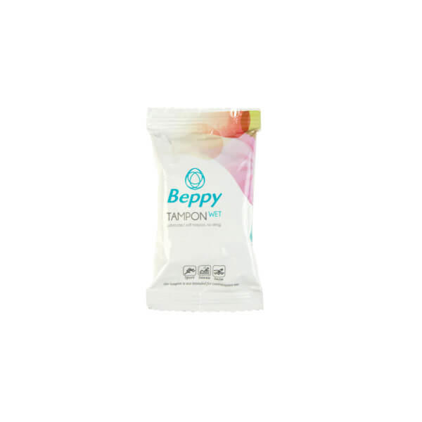 Tampones Lubricados Beppy Wet 3