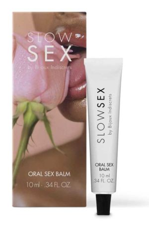 Bálsamo Sexo Oral
