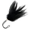 Pluma Estimuladora negro 17cm by Darkness 2