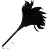 Pluma Estimuladora negro Lux by Darkness 2