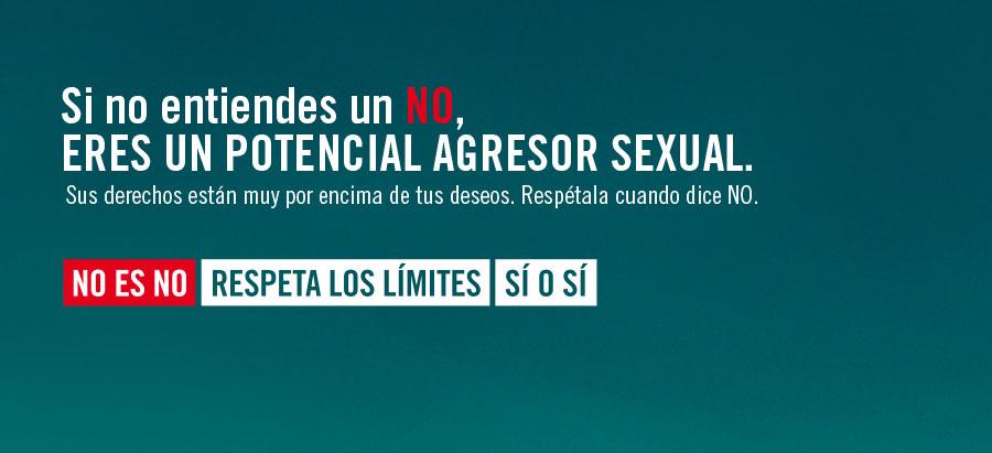 Campaña contra la violencia sexual