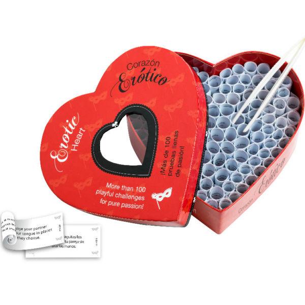 EROTIC HEART & CORAZON EROTICO (EN-ES) 1
